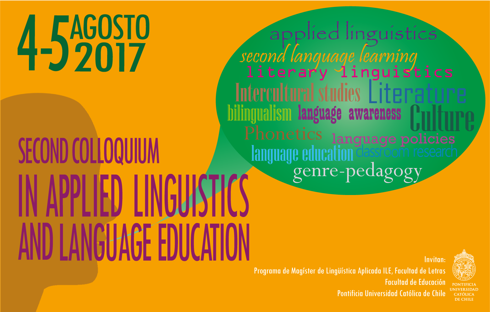 II Colloquium in Applied Linguistics and Language Education